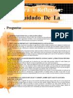 DIA 1 - COMUNICACION - Lectura y reflexión El cuidado de la tierra.docx