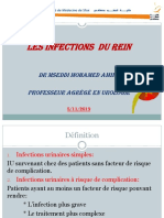 les infections du rein 2019.