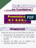 SESIÓN - 16.-Metodos de  Promedios Moviles.ppt