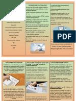 folleto de lejislacion tributaria