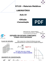 MR6120 NR7120 - aula ML10 - 155 a 175 Cementação