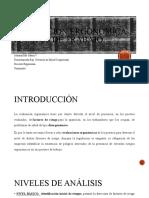 EVALUACION ERGONOMICA PUESTOS DE TRABAJO