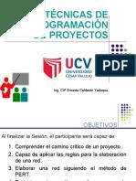 11.Técnicas de Programación de Proyectos (1)
