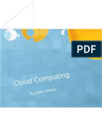 9426801 Cloud Computing