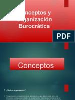 Conceptos y Organización Burocrática.pptx