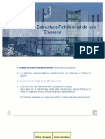 04 Análisis Estructura Patrimonial