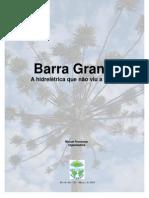 Barra Grande Livro