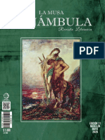 REVISTA LITERARIA LA MUSA SONÁMBULA EDICION No 11