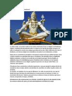 Las Principales Bases Del Hinduismo