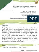 Organigrama Express Jean's