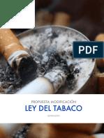 Proyecto Ley Tabaco Marzo 2019 (Borrador)