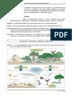 Actividades sobre ecosistemas
