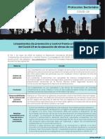 Protocolo Lineamientos de prevención y control frente a la propagación del Covid-19 en-la-ejecución-de-obras-de-construcción