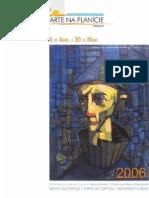 Catálogo da Coletiva Arte na Planicie 2006