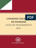 Consenso Psoriasis 2018