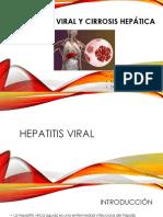 Equipo 2 Hepatitis viral y Cirrosis hepática