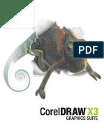 CorelDRAW Graphics Suite X3 u