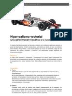 Hiperrealismo vectorial