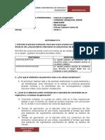 INFORME PERSONAL Nº 6 - CARLOS CHAVEZ