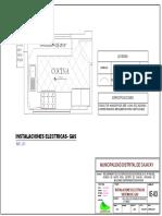 INSTALACIONES ELECTRICAS SISTEMA DE GAS - IE-03