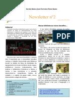 Newsletter Nº 2