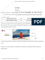 Did you receive Gift_ Tax Implications on Gifts _ Examples, Limits & Rules