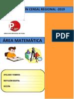 PRUEBA REGIONAL MATEMATICA-2DO SEC-FINAL1-2019