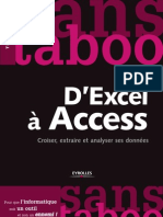 Excel.access