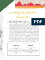 Clasificación Diente Temporales y Permanentes ( SISTEMA DE NOTACIÓN DENTARIA) Autores..pdf