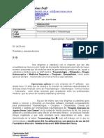Nota Presentacion Software Traumatology One