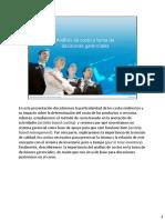 MBA 5040 Módulo 3 Análisis de costo y toma de decisiones gerenciales.pdf