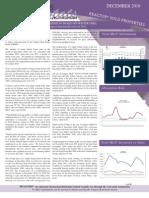 CREB December 2010 Real Estate Statistics