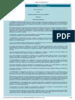 Decreto 779-95 (Anexo L)