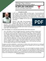 TWCC Newsletter November 19 2010 2.0