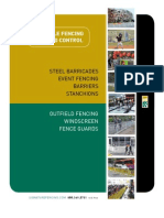 Signature Fencing Catalog PDF