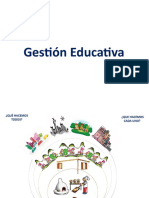 1 Presentación Gestión Educativa