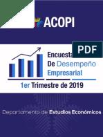 ENCUESTA-DE-DESEMPEÑO-EMPRESARIAL-PRIMER-TRIMESTRE-2019
