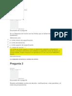 Evaluación Gestion de Proyectos Clase 2