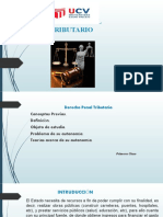 Regimen Penal Tributario Primera Cláse