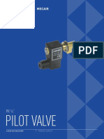 PENTAIR MECAIR SOLENOID PILOT VALVE