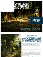 2019 Old Growth Classic Racer Book