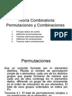 4b Teoría Combinatoria