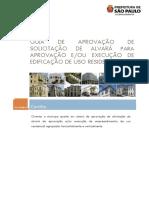Guia Aprovacao Alvara Aprovacao Execucao Edificacao Uso Residencial RESID.pdf