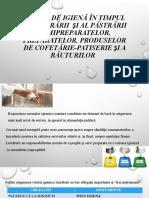 norme de igiena m3 10