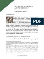 DIREITO PENAL, DERROTABILIDADE E PRINCÍPIO DA INSIGNIFICÂNCIA.pdf