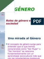 Roles de Genero en La Sociedad