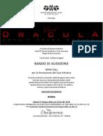 VladDracula_BandoAudizioni