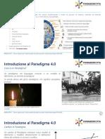 Industria 4.0 - Lezione 1 - Paradigma