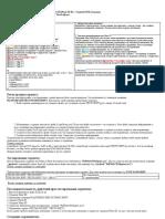 Создание параметрической модели