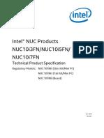 NUC10i357FN_TechProdSpec